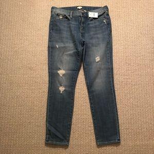 JCrew Stretch Jeans, Size 29.